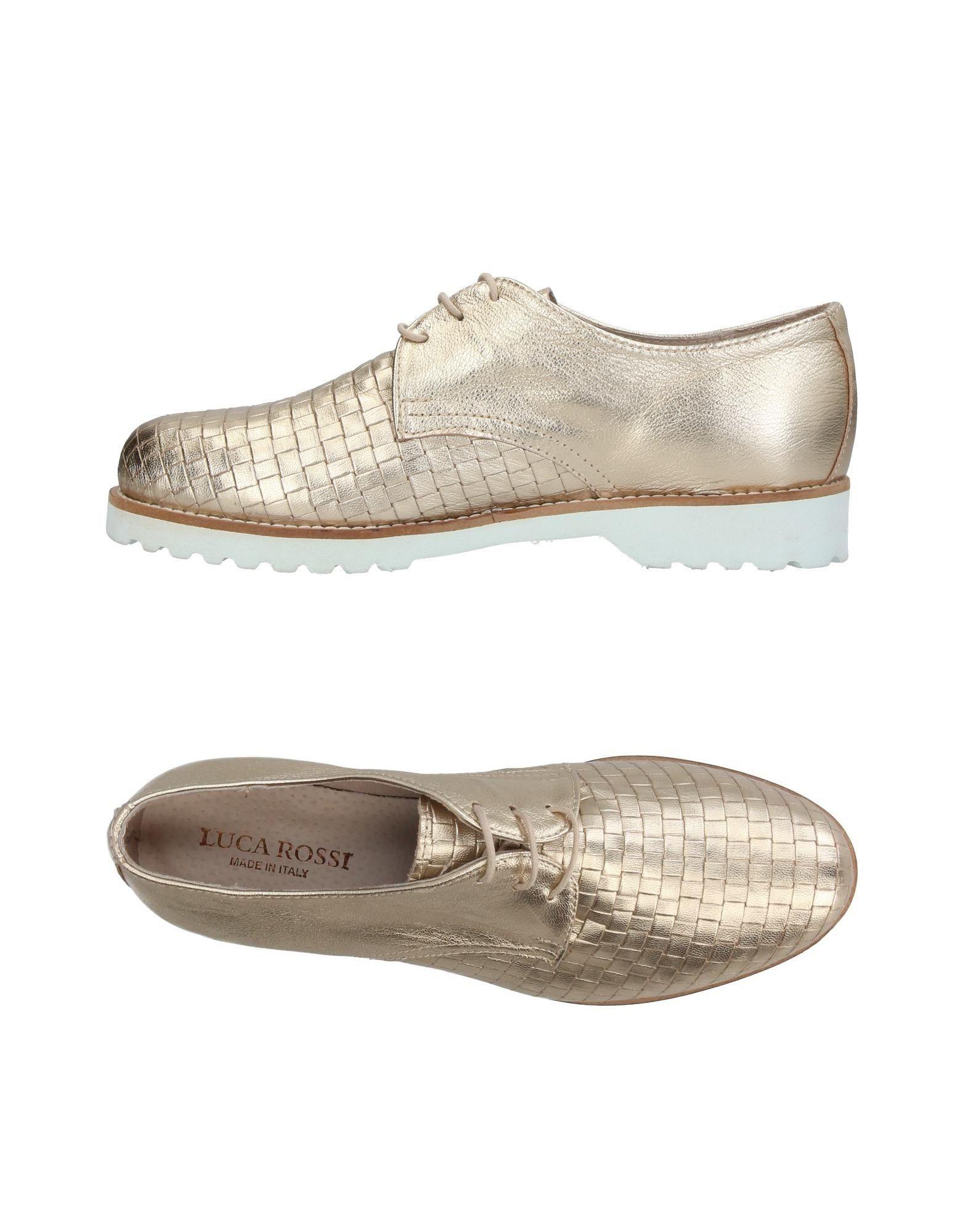 купить LUCA ROSSI Обувь на шнурках дешево