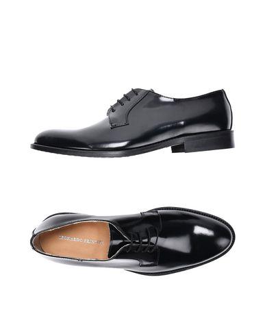 Купить Обувь на шнурках от LEONARDO PRINCIPI черного цвета