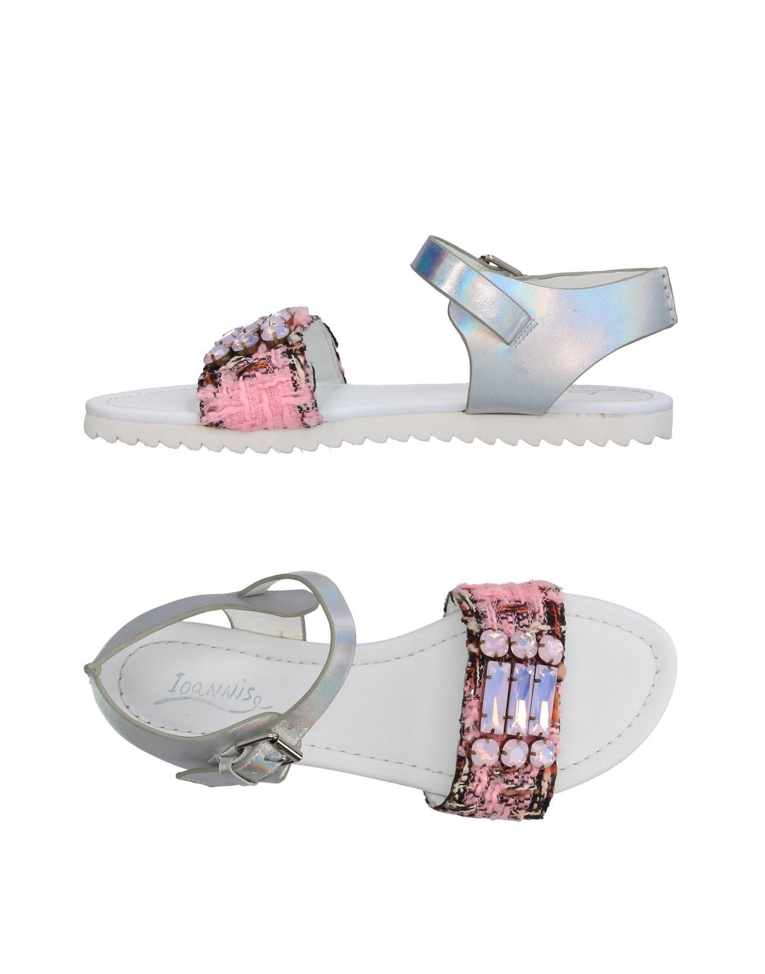 IOANNIS Sandals in Pink