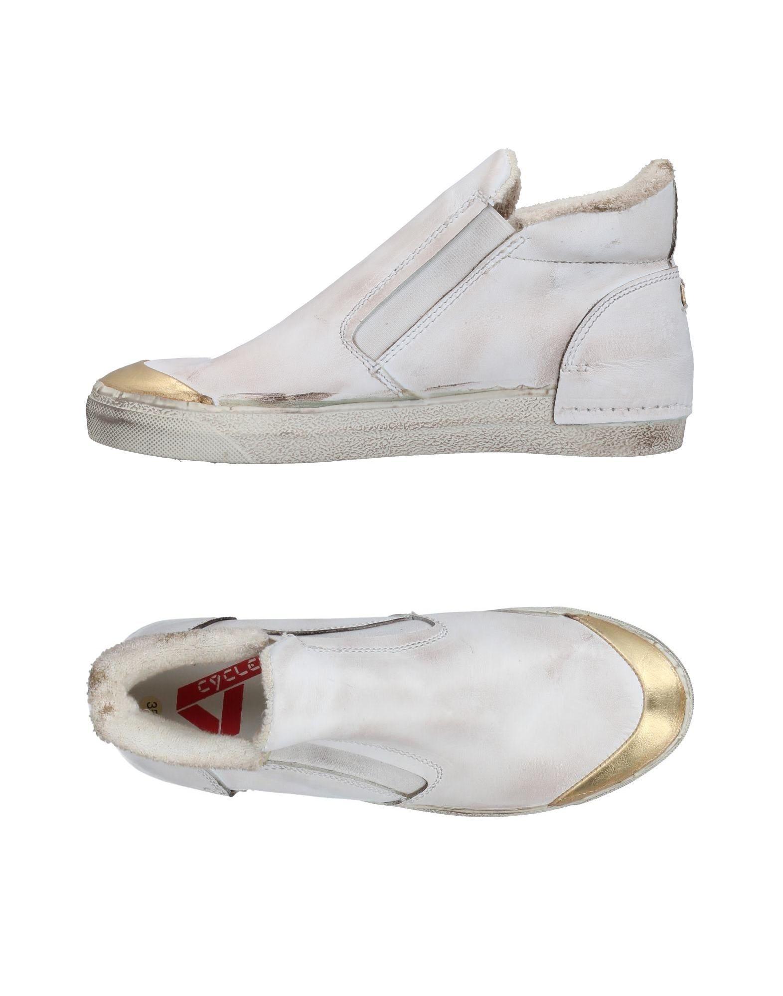 CYCLE Высокие кеды и кроссовки pierre hardy высокие кеды и кроссовки