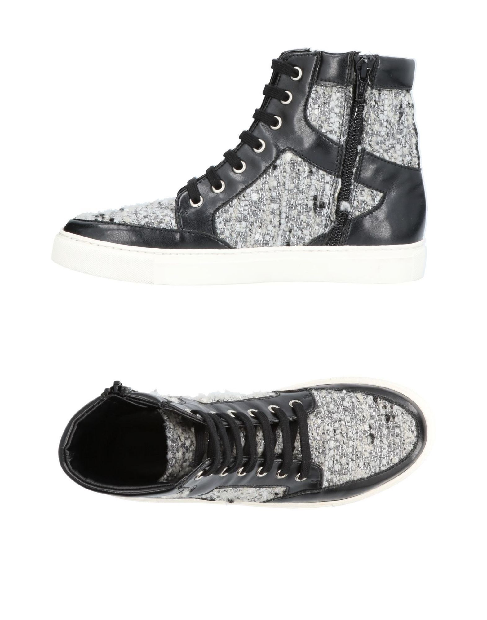 Фото - THE NO ANIMAL BRAND Высокие кеды и кроссовки женские кеды the chinese brand zapato x6