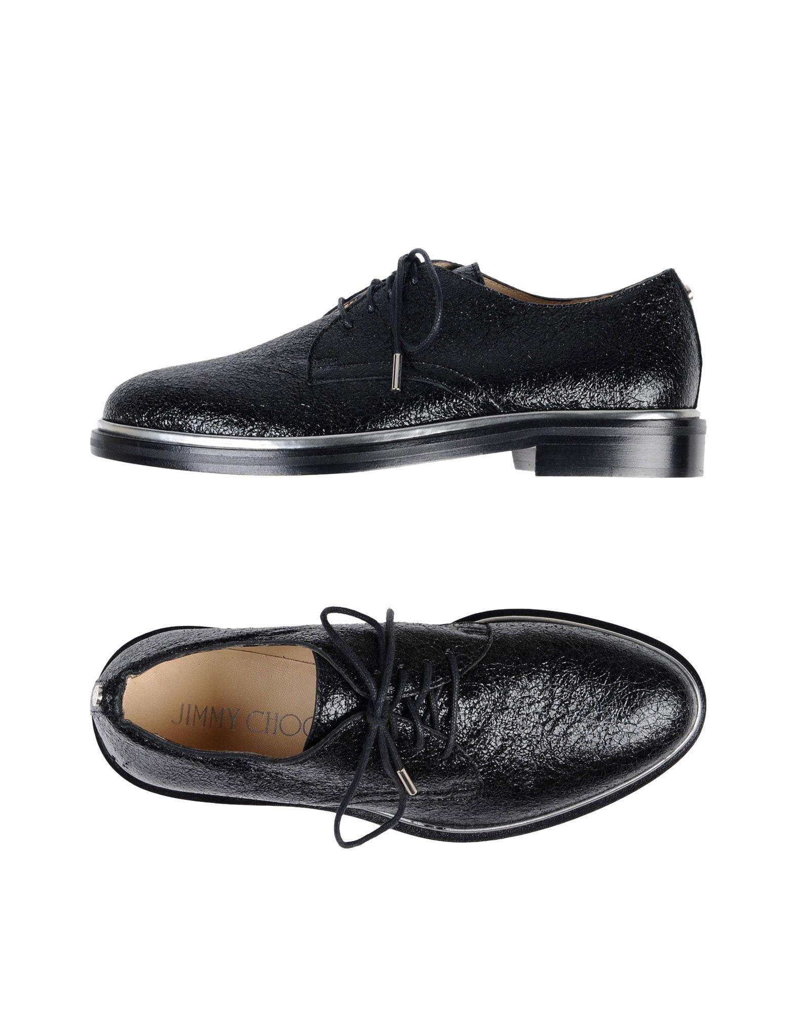 JIMMY CHOO Обувь на шнурках jimmy choo обувь в москве
