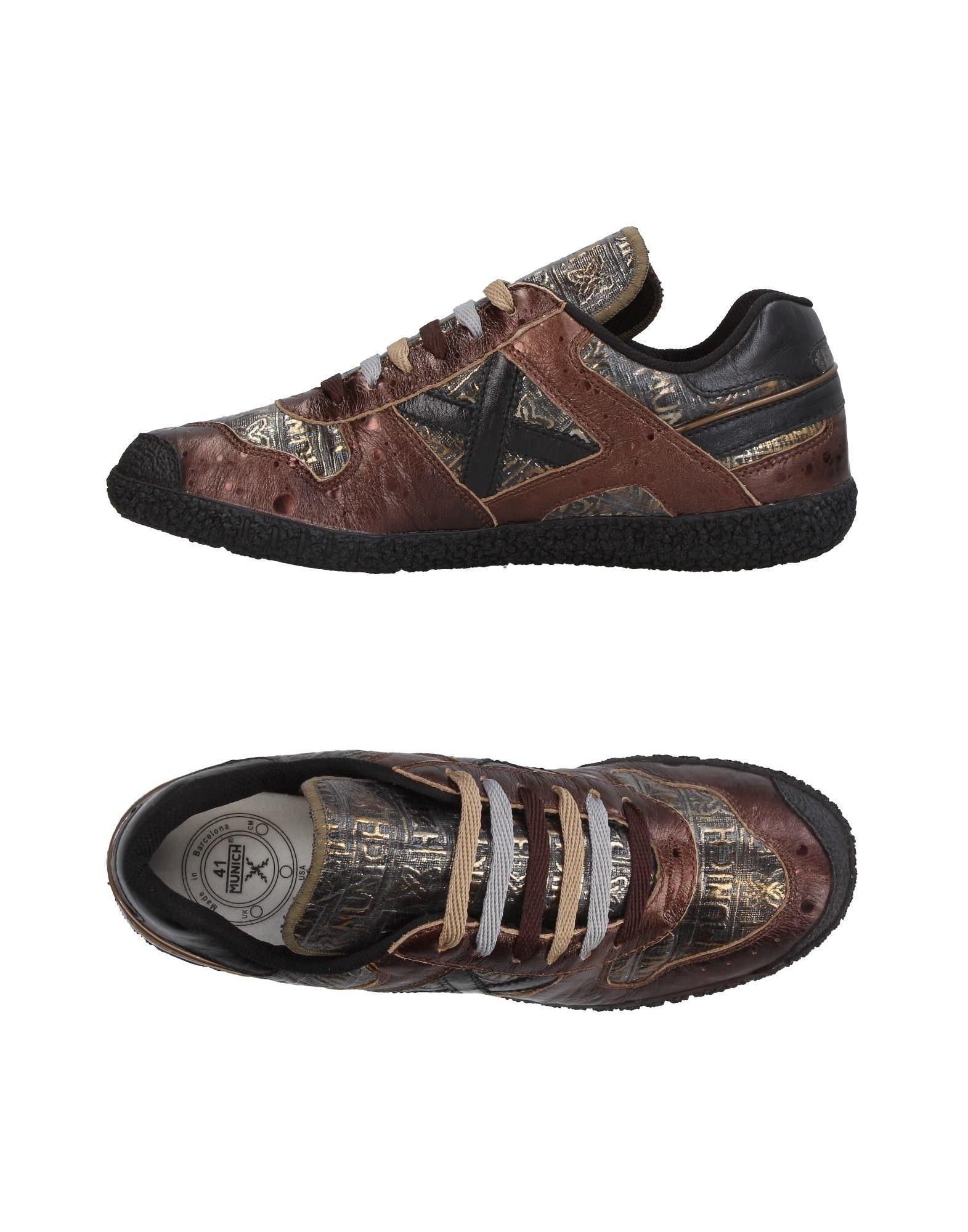MUNICH Низкие кеды и кроссовки цены онлайн