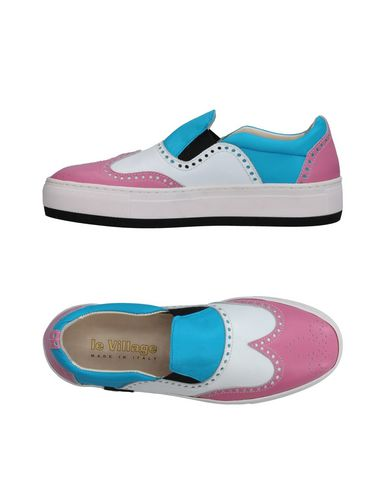 zapatillas LE VILLAGE Sneakers & Deportivas mujer