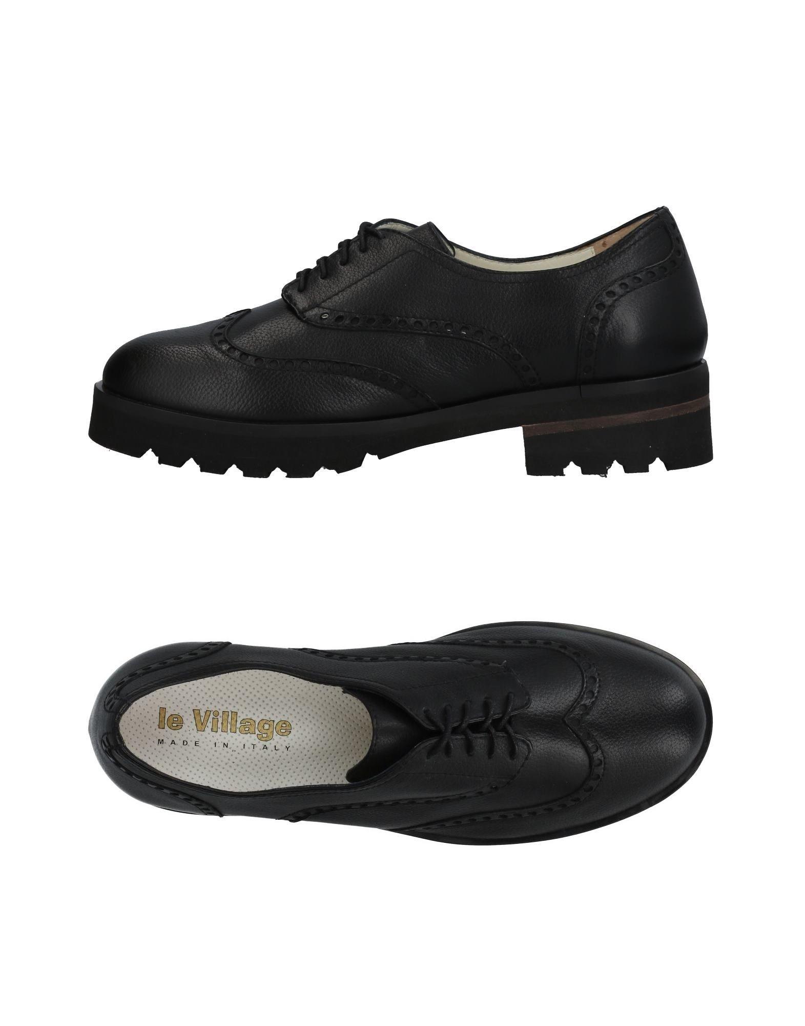 LE VILLAGE Обувь на шнурках louis gerardier le bottier обувь на шнурках