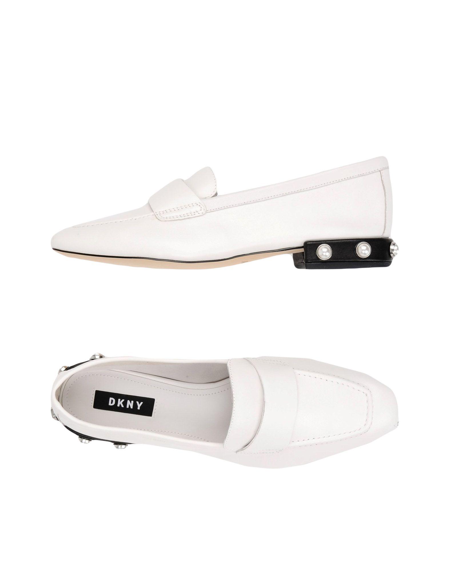 Фото - DKNY Мокасины обувь на высокой платформе dkny