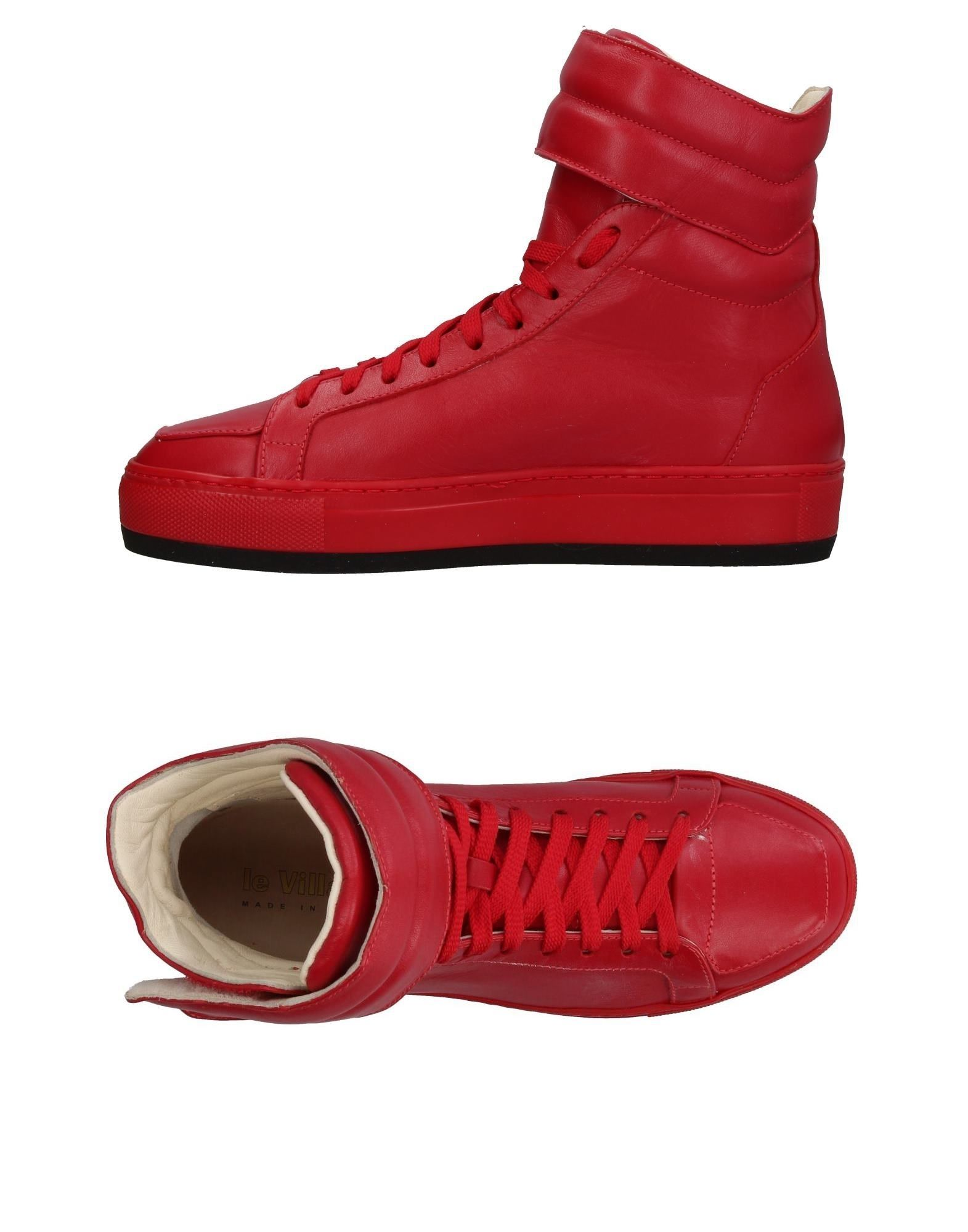 LE VILLAGE Высокие кеды и кроссовки кеды кроссовки высокие женские dc evan hi le brown dark chocolate