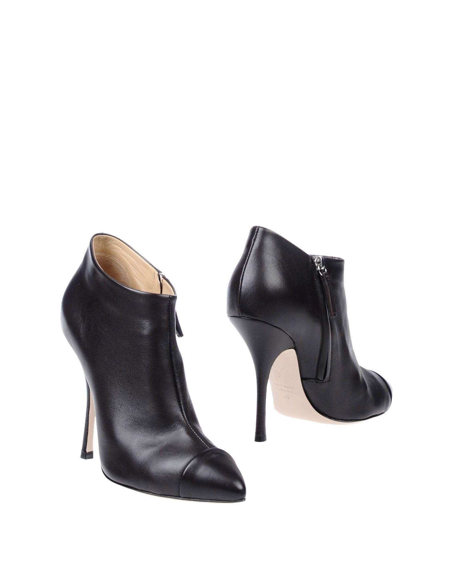 GIUSEPPE ZANOTTI Ботинки демисезонные ботинки giuseppe zanotti design fa150513 hk 15