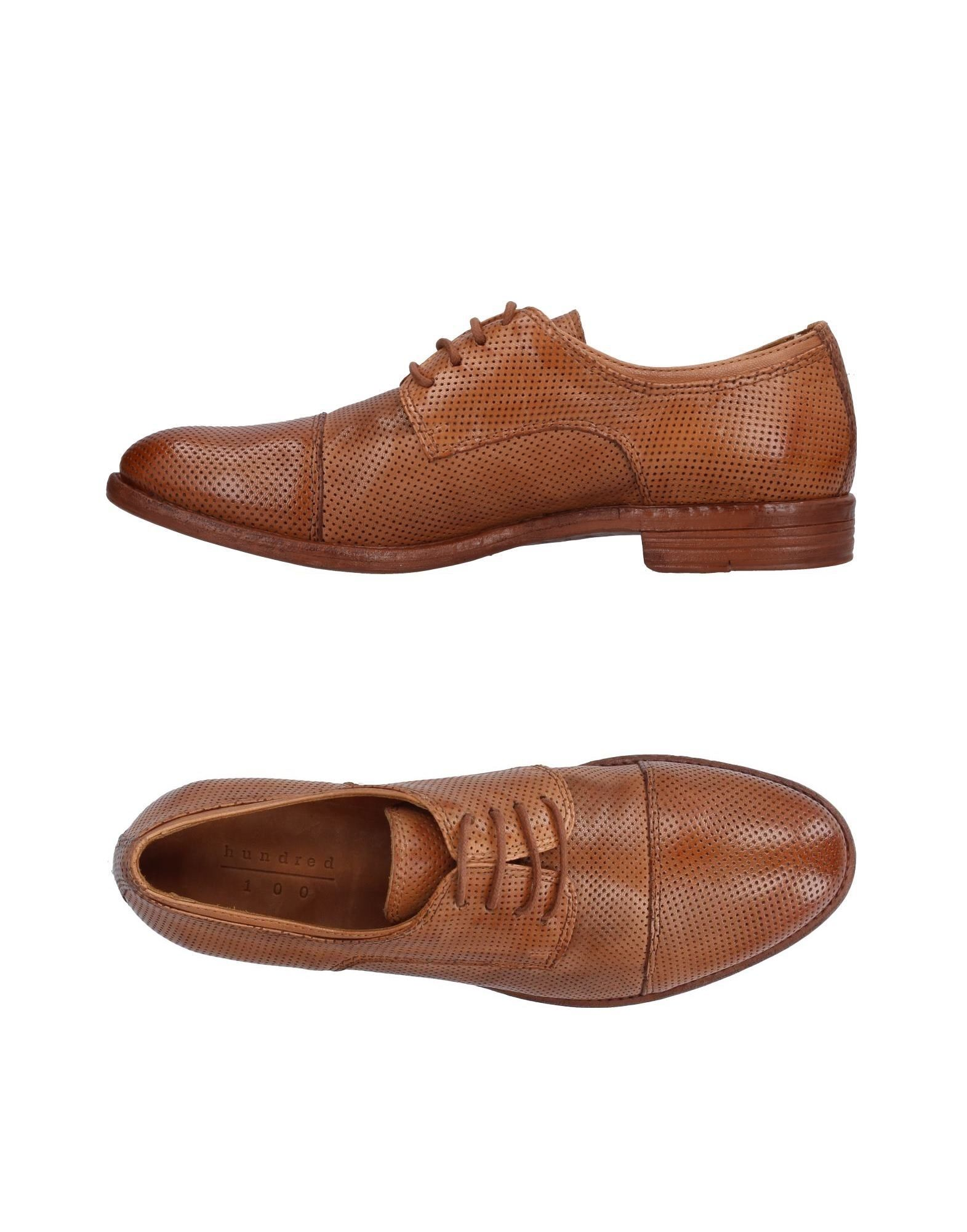 HUNDRED 100 Обувь на шнурках morais r the hundred foot journey