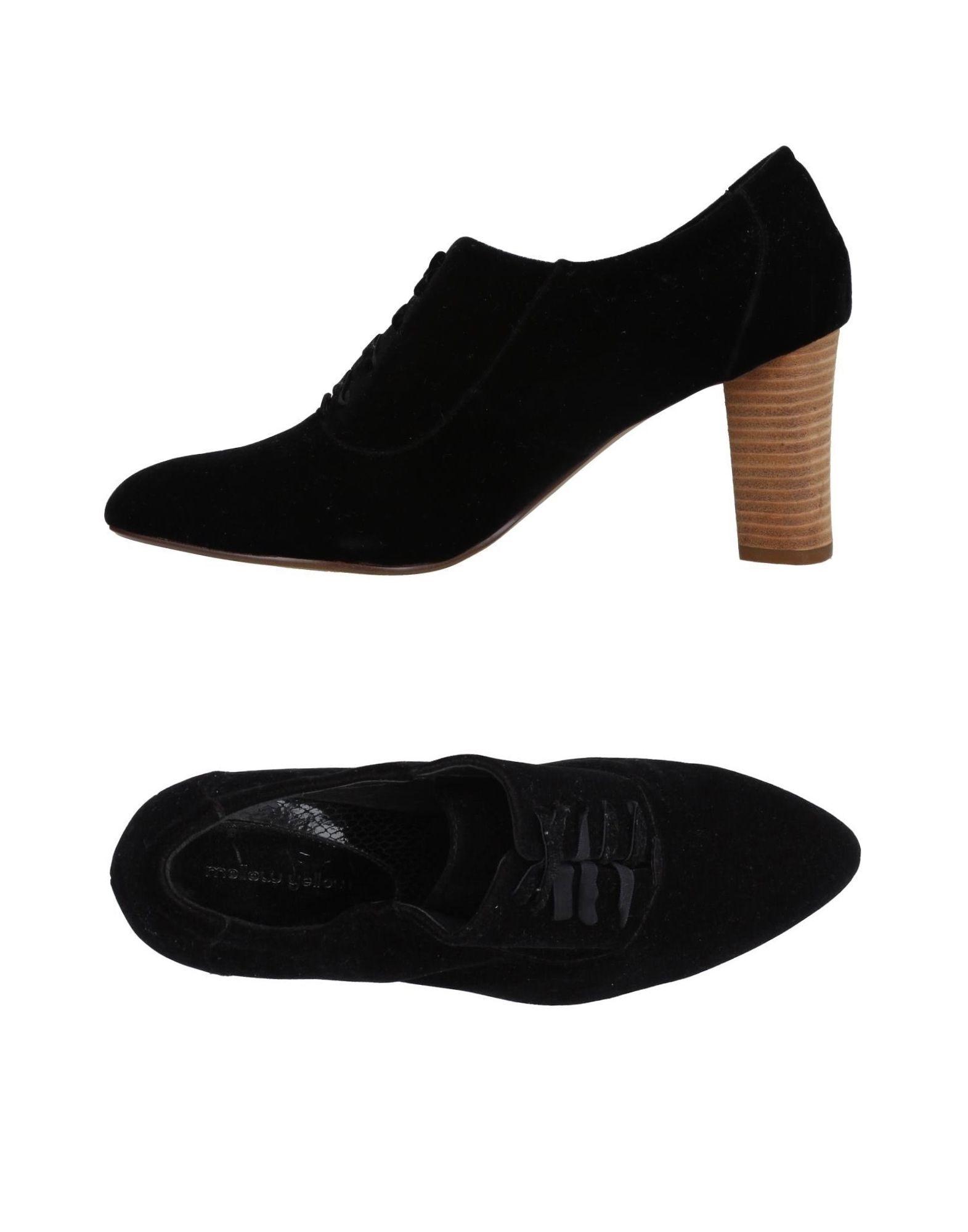 MELLOW YELLOW Обувь на шнурках цена