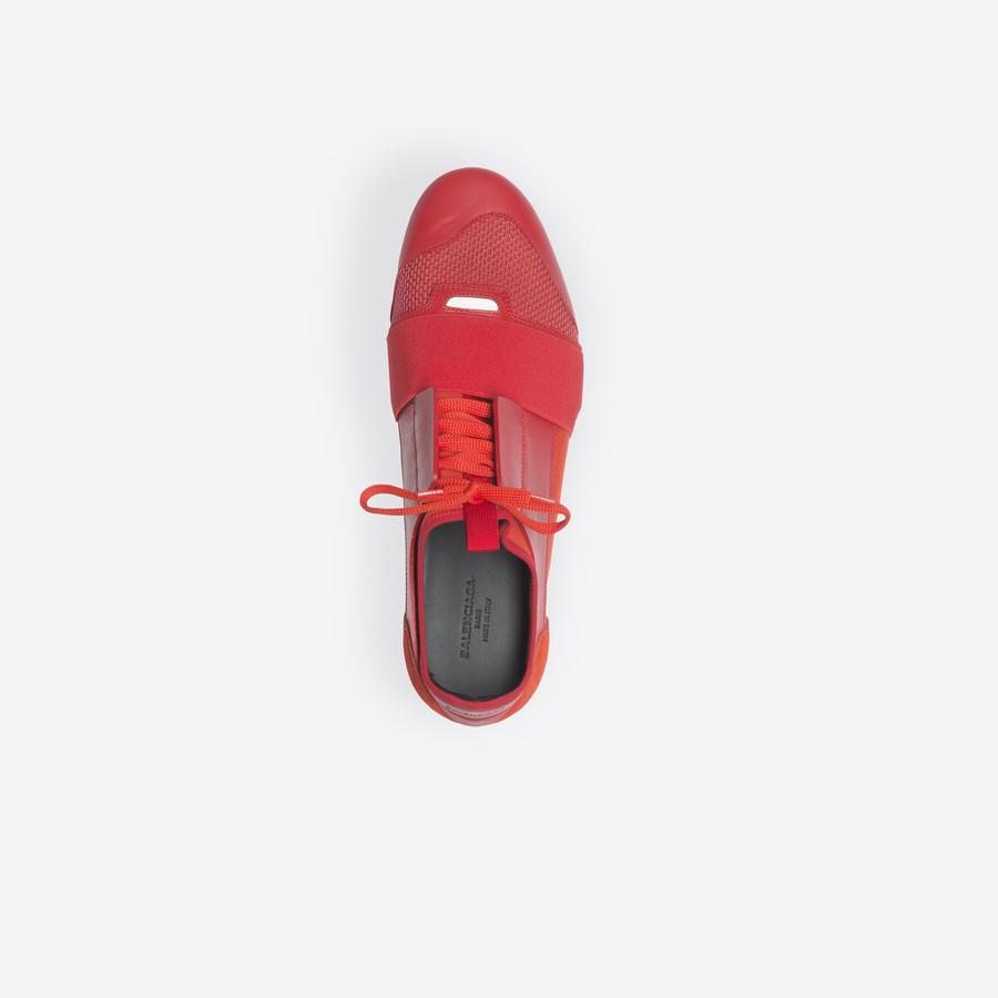 BALENCIAGA Race Runners Race Shoes Man e