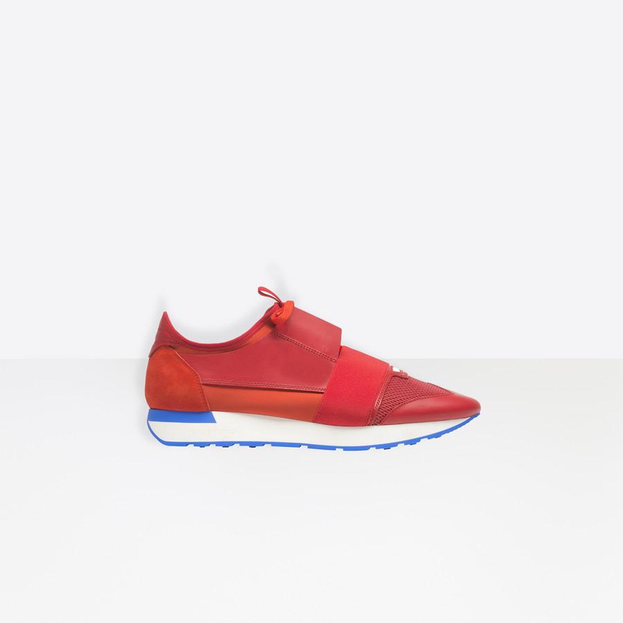 BALENCIAGA Race Runners Race Shoes Man f