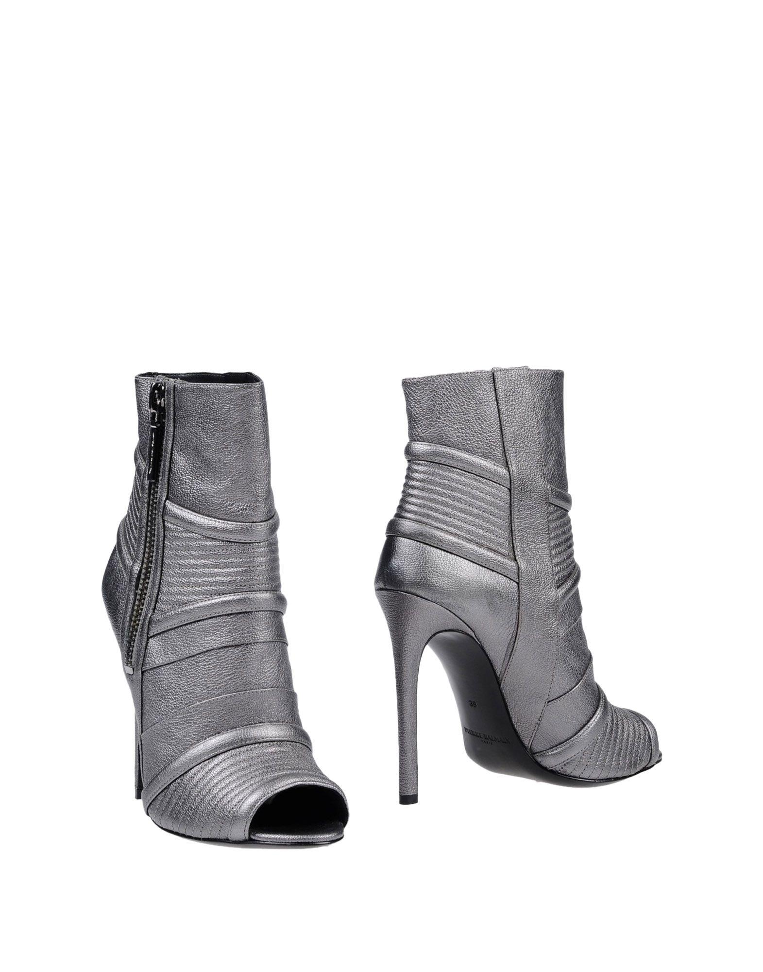 PIERRE BALMAIN Полусапоги и высокие ботинки pierre hardy полусапоги и высокие ботинки