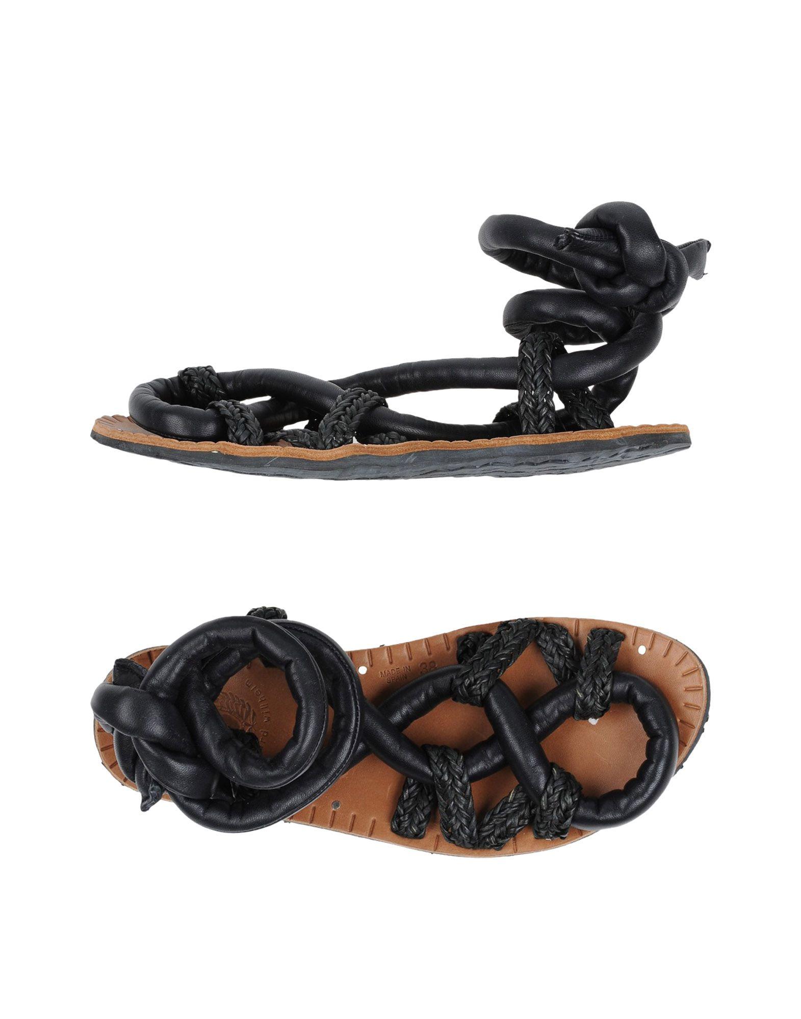 CAMPER TOGETHER Sandals in Black