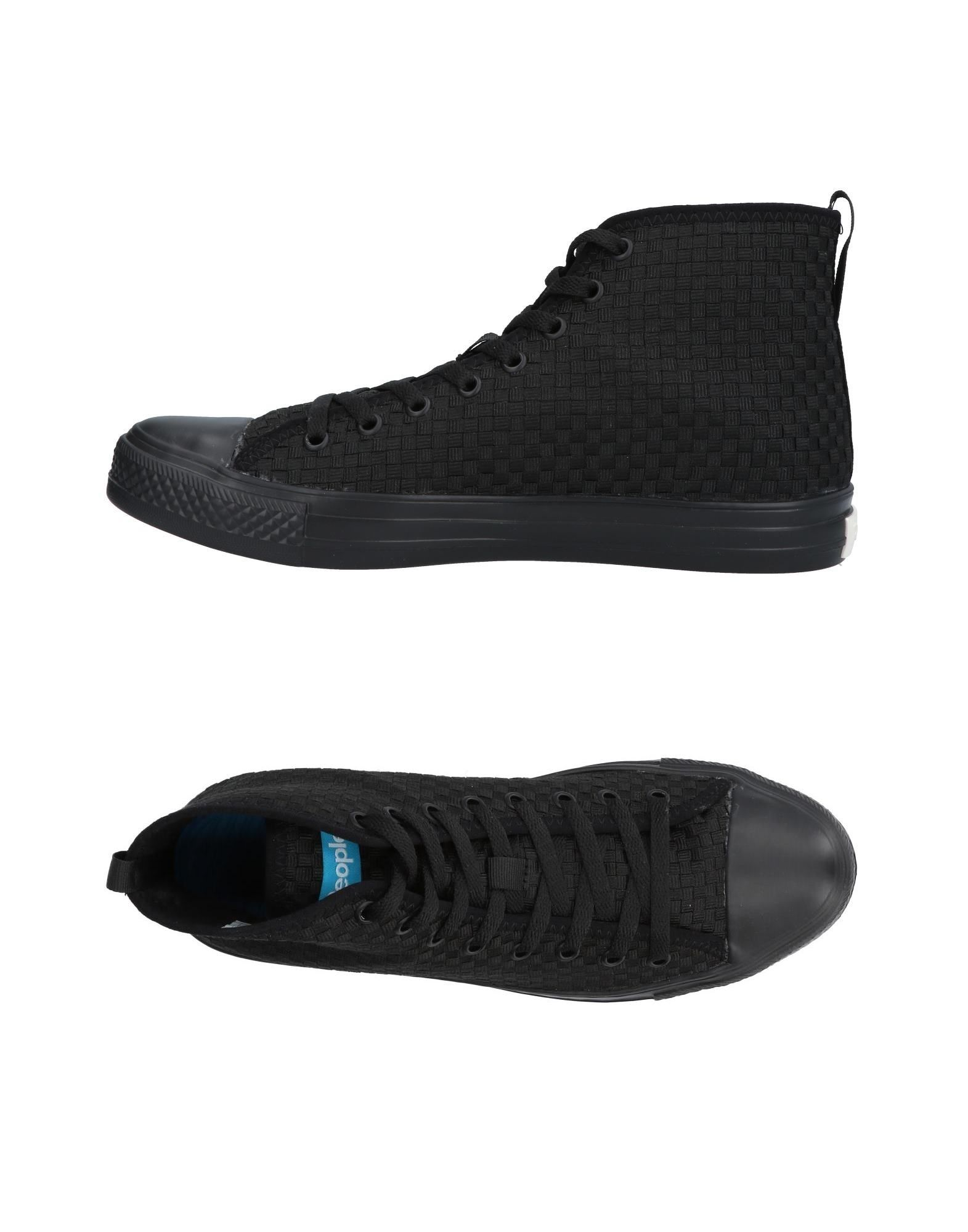 PEOPLE FOOTWEAR Sneakers in Black