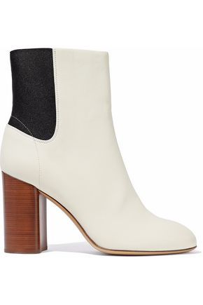 RAG & BONE Two-tone leather ankle boots