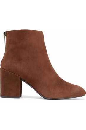 STUART WEITZMAN Bacari suede ankle boots