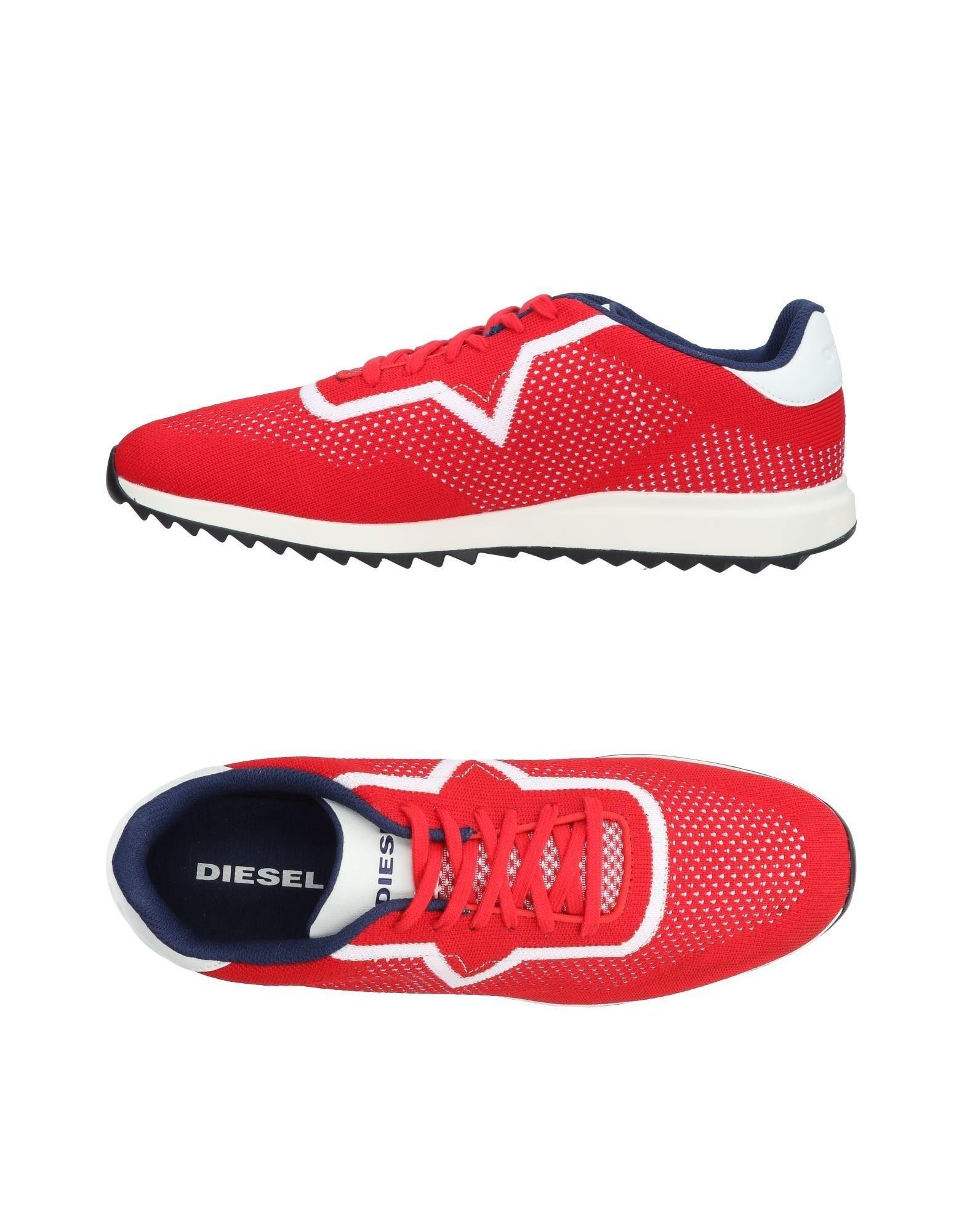 DIESEL Низкие кеды и кроссовки кроссовки diesel кроссовки