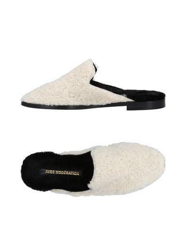 Домашние туфли от AVEC MODÉRATION