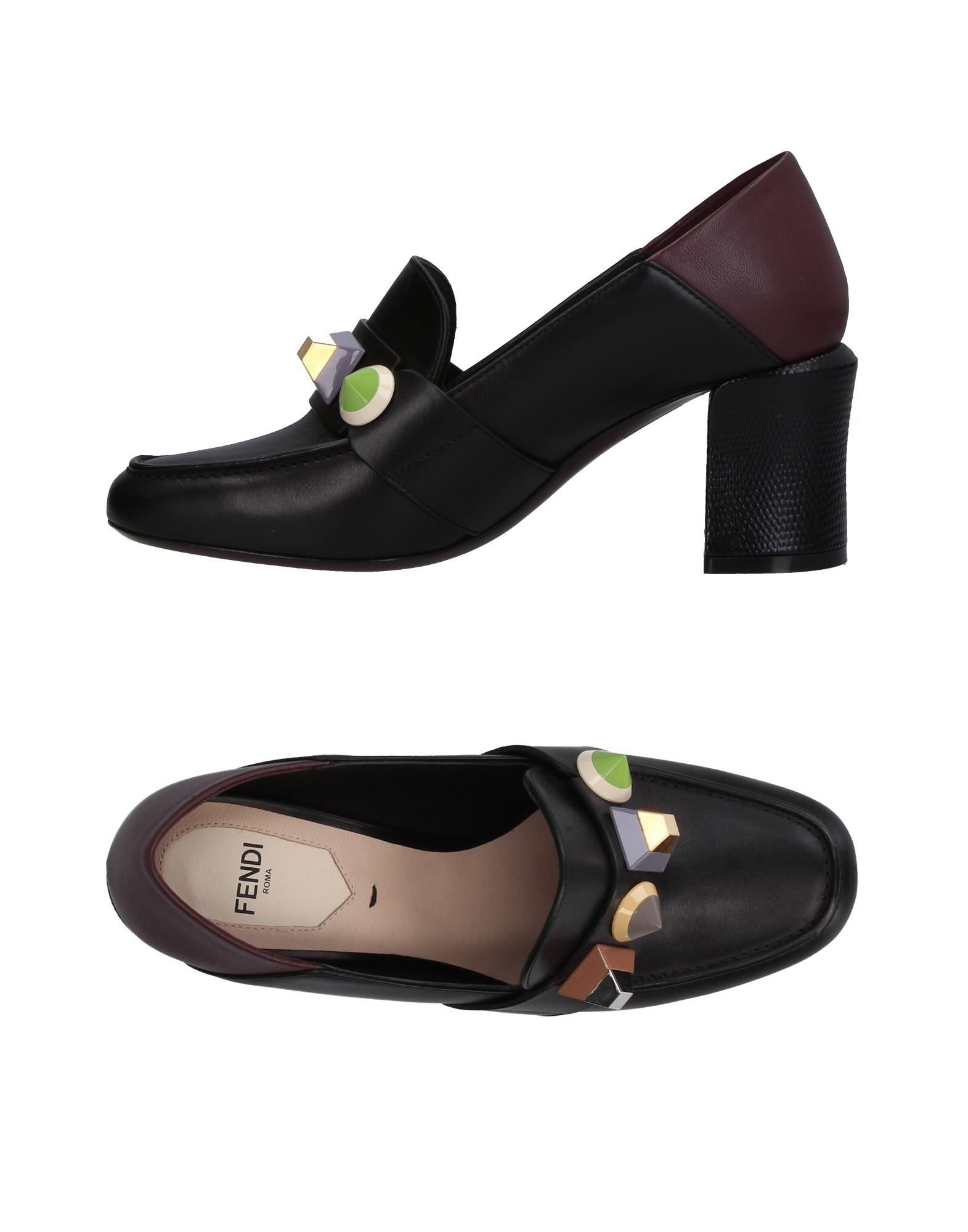 2ac1b7c702a Fendi loafers in black modesens JPG 1571x2000 Fendi loafers