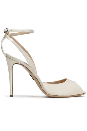 PAUL ANDREW Satin sandals