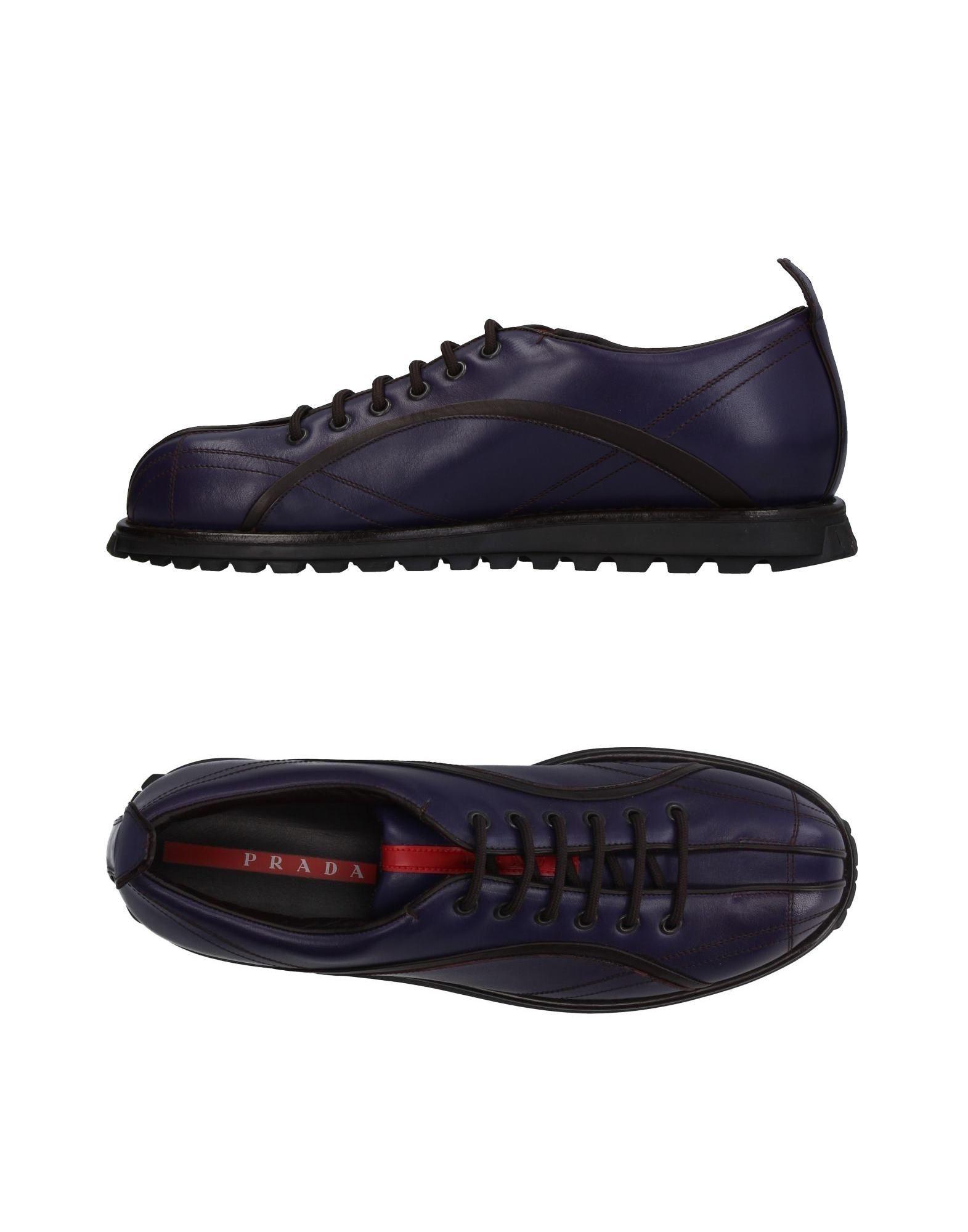 где купить PRADA SPORT Обувь на шнурках по лучшей цене