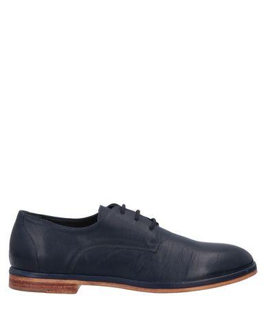 Фото - Обувь на шнурках от HUNDRED 100 темно-синего цвета