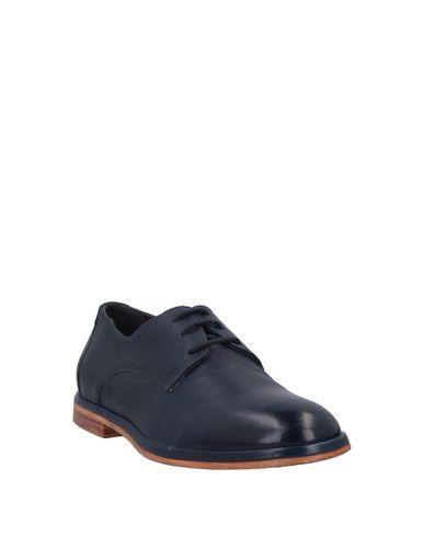 Фото 2 - Обувь на шнурках от HUNDRED 100 темно-синего цвета