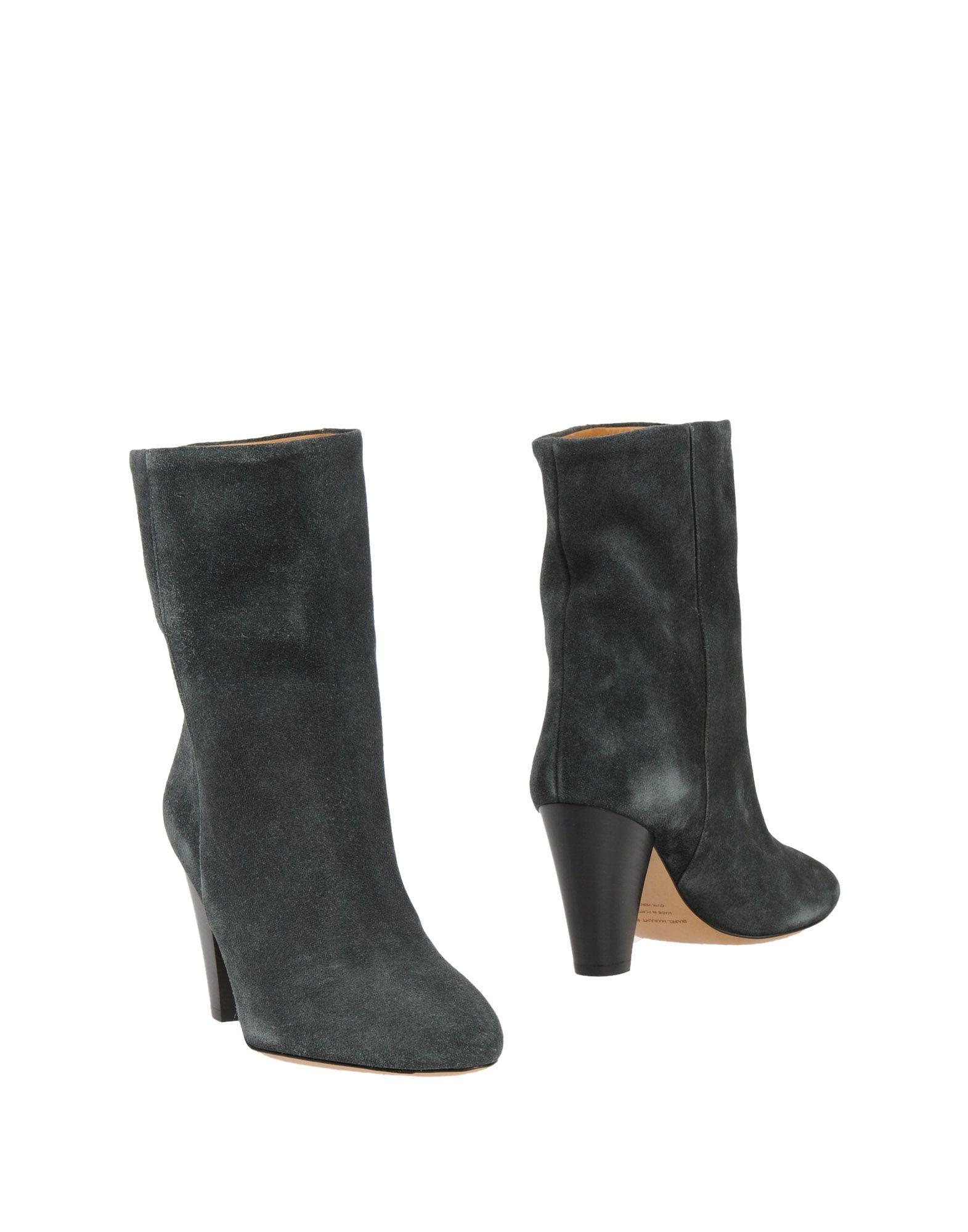 цена ISABEL MARANT ÉTOILE Полусапоги и высокие ботинки онлайн в 2017 году