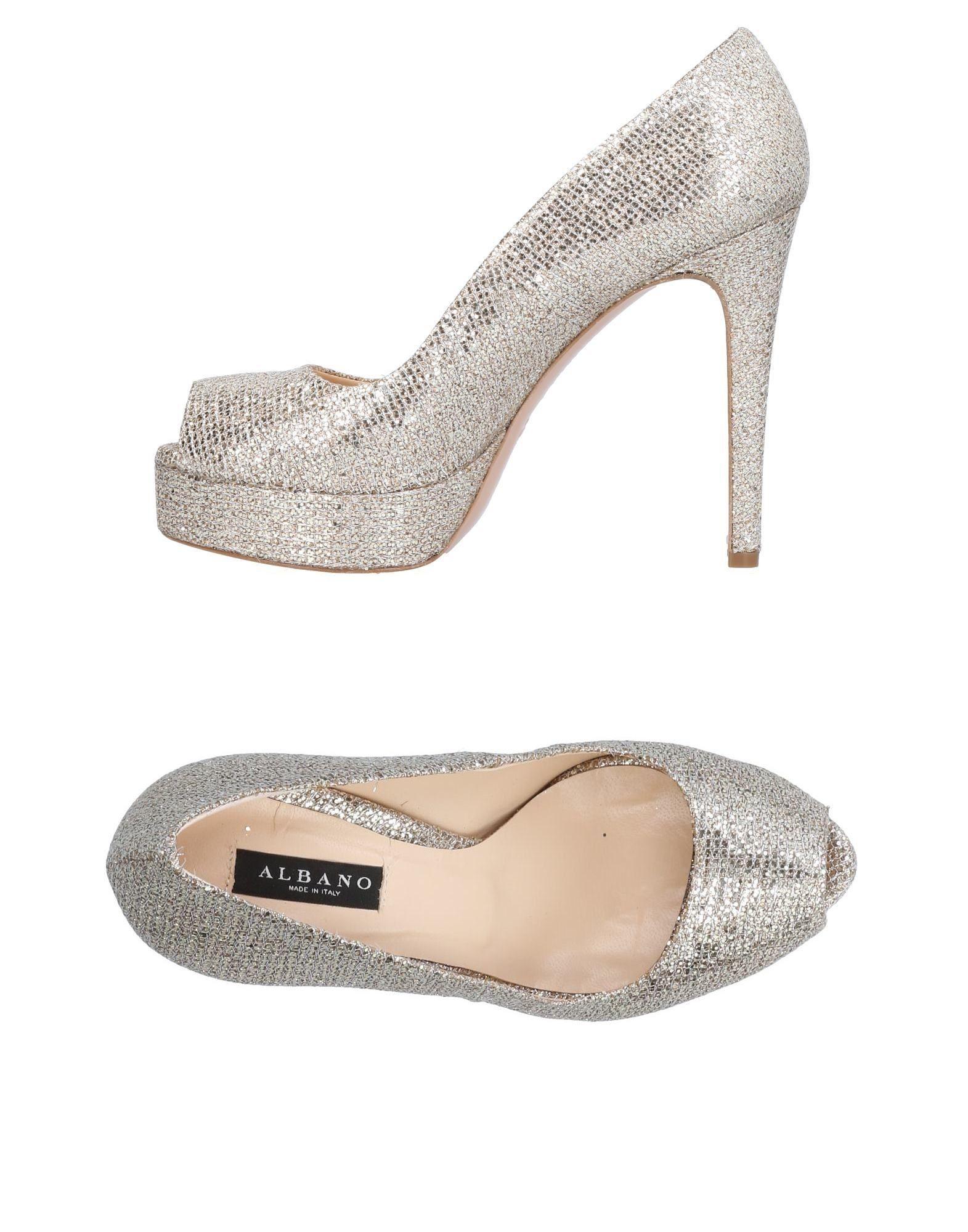 цены на ALBANO Туфли в интернет-магазинах