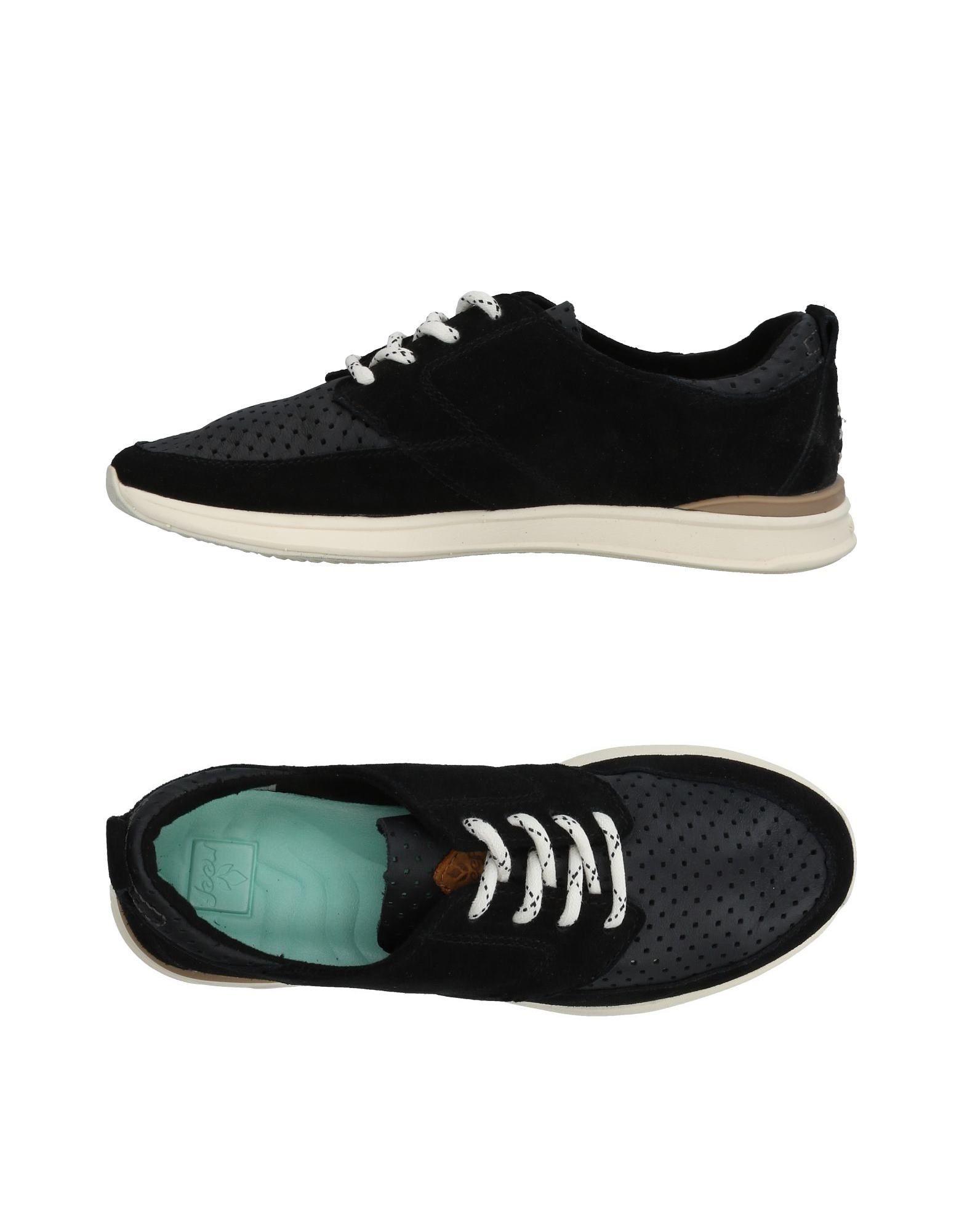 REEF Низкие кеды и кроссовки кеды кроссовки низкие reef ridge premium heathered black