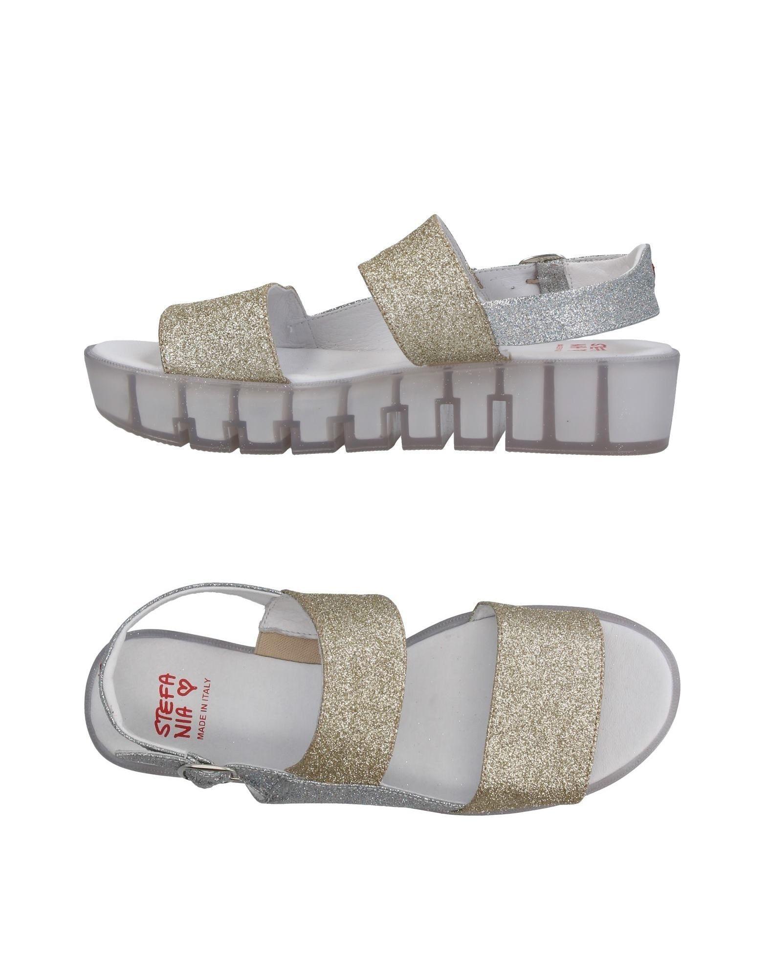 STEFANIA Сандалии stefania pellicci сандалии
