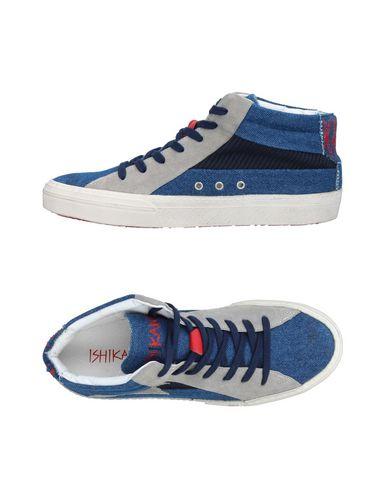 zapatillas ISHIKAWA Sneakers abotinadas mujer