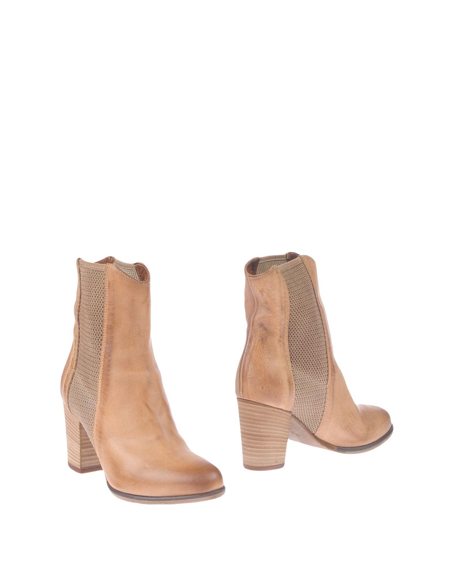 FRANCESCO MORICHETTI Полусапоги и высокие ботинки цены онлайн