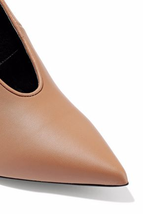 STELLA McCARTNEY Faux leather pumps