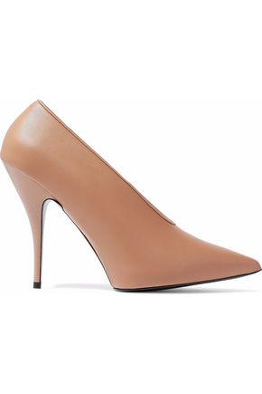 STELLA McCARTNEY Faux leather pumps