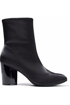 OPENING CEREMONY Satin ankle boots