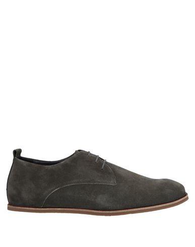 Купить Обувь на шнурках от ROYAL REPUBLIQ темно-зеленого цвета