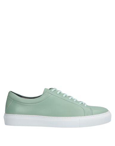 Купить Низкие кеды и кроссовки от ROYAL REPUBLIQ светло-зеленого цвета