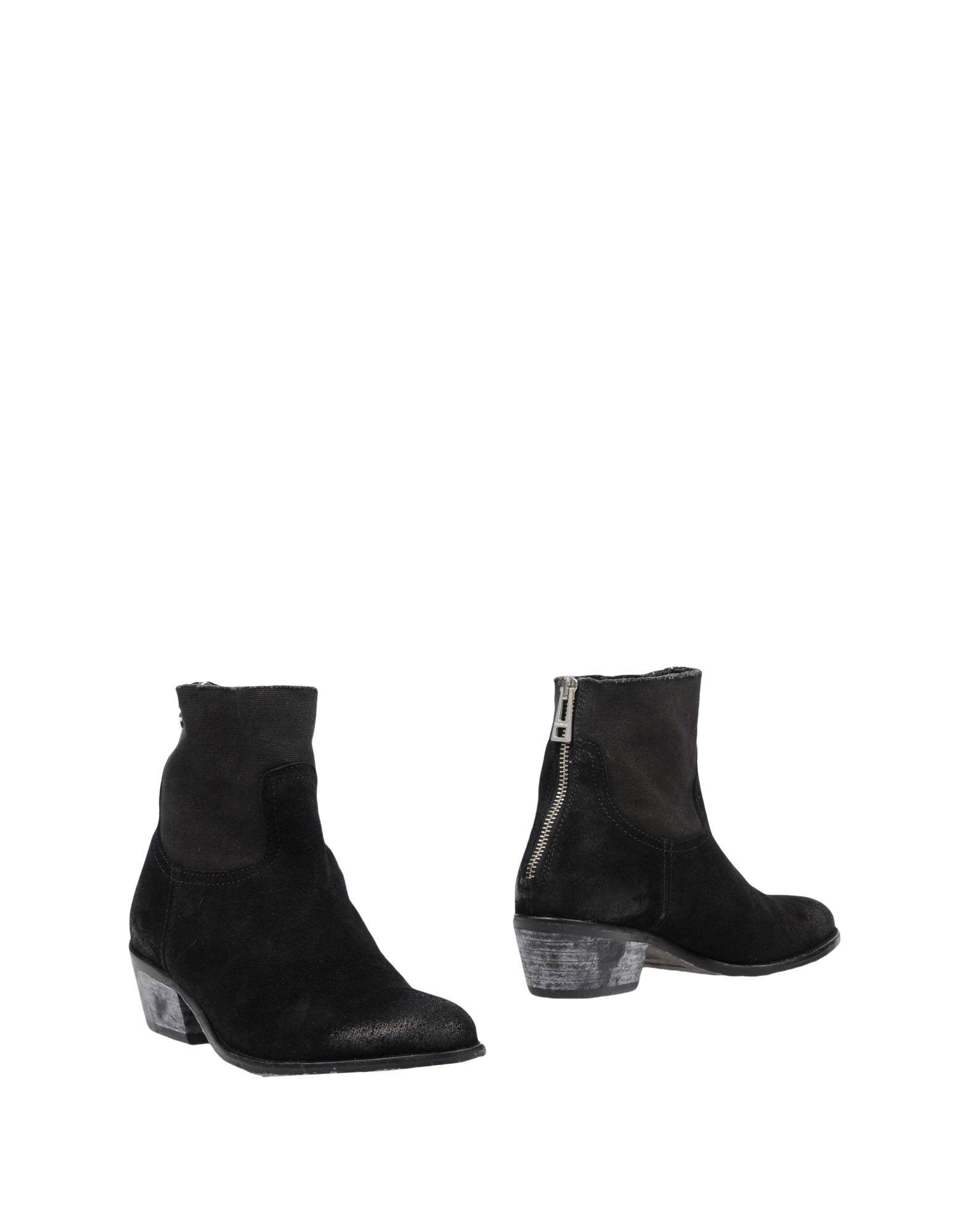 ZADIG & VOLTAIRE Полусапоги и высокие ботинки цены онлайн