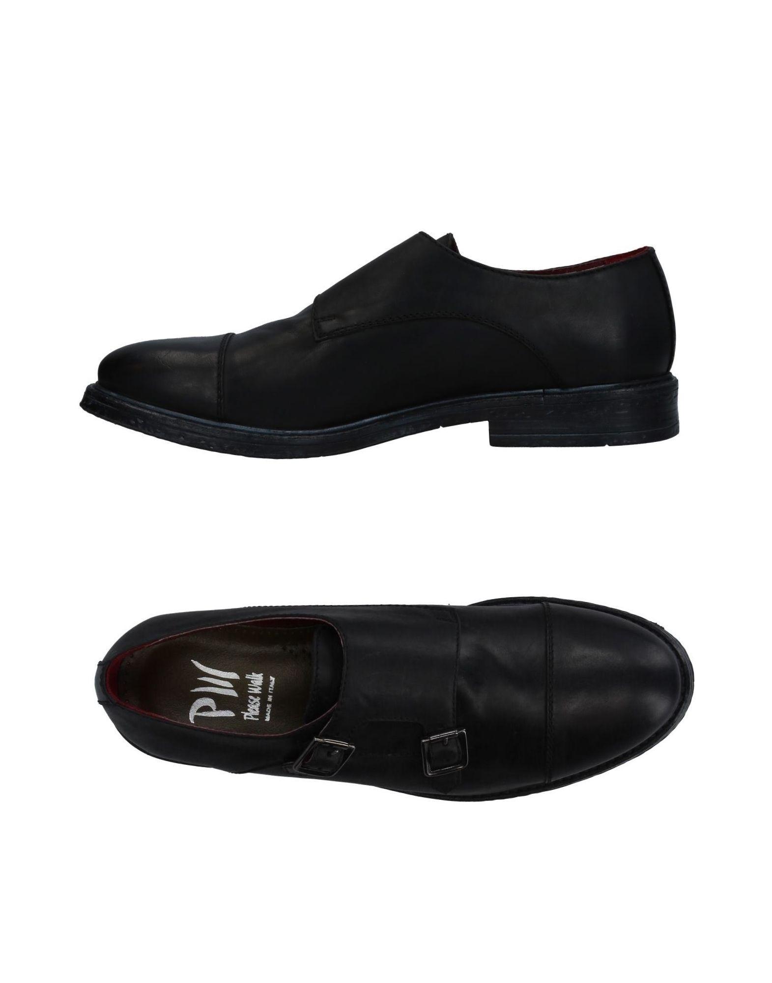 PLEASE WALK Мокасины please walk обувь на шнурках