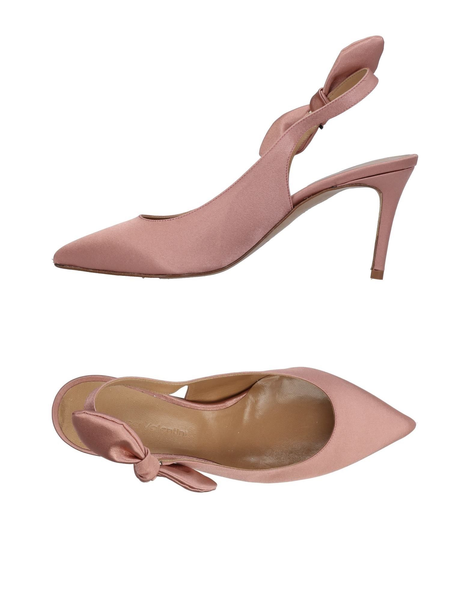 LUCA VALENTINI Туфли цены онлайн
