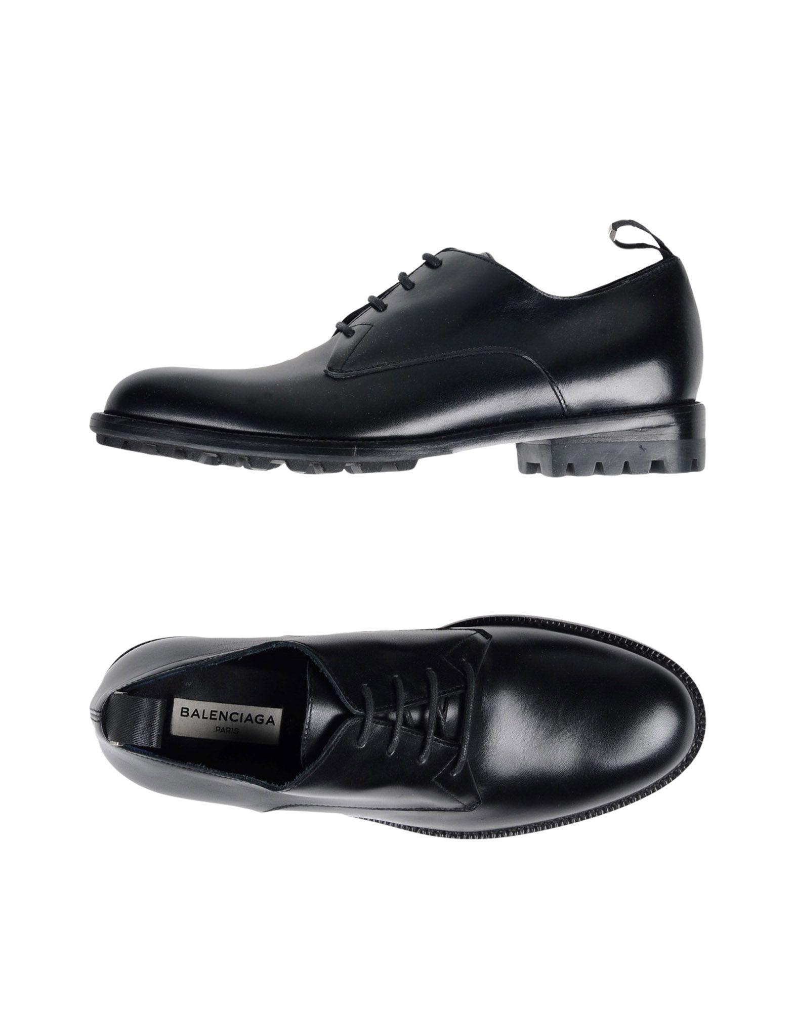 BALENCIAGA Lace-up shoes - Item 11417256