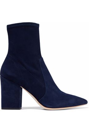 LOEFFLER RANDALL Suede ankle boots