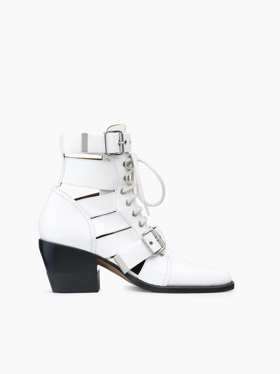 white boots chloe