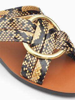 Rony flat sandal