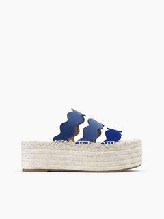 Lauren espadrille wedge
