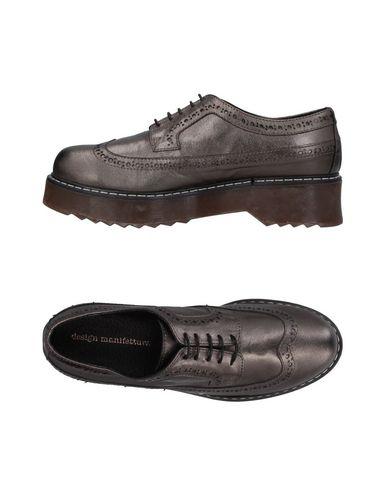 zapatillas DESIGN MANIFATTURA Zapatos de cordones mujer