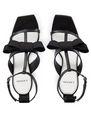 LANVIN Sandals Woman HIGH-HEELED BOW SANDAL f