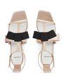 LANVIN Sandals Woman FLAT BOW SANDAL f